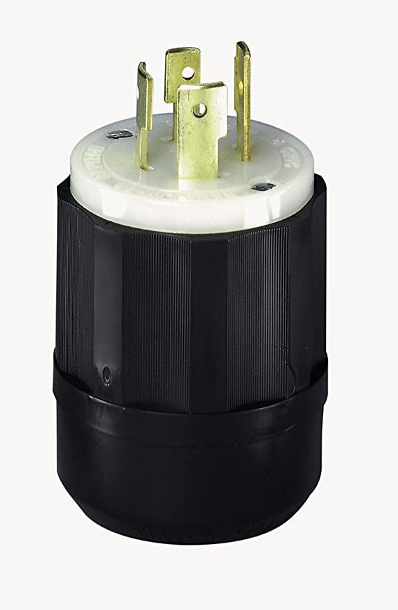 Flanged Twist-Lock Receptacle-NEW-B L15-20R 20A 250V 3PH4W Details about  /HUBBELL 2426 3P