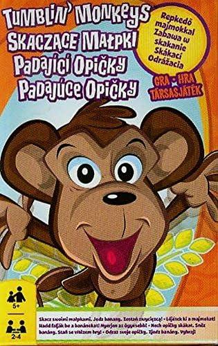 Juegos Mattel - Monos Locos: S.O.S. Affenalarm (BMM39): Amazon.es: Juguetes y juegos