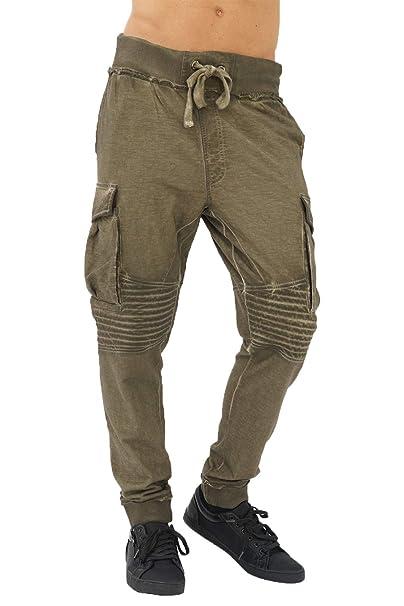 trueprodigy Casual Hombre Marca Pontalon Jogger Basico Ropa Retro Vintage Rock Vestir Moda Deportivo Sin Manga Slim Fit Designer Cool Urban Fashion Sweat ...