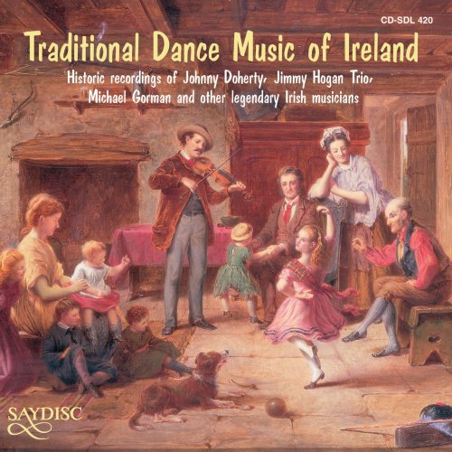 - Traditional Dance Music of Ireland / Various