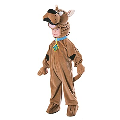 Scooby Doo Childrens Deluxe Costume Fancy Dress Child Small: Home Improvement