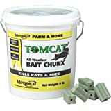 Motomco Tomcat All Weather Bait Chunx, 9-Pound