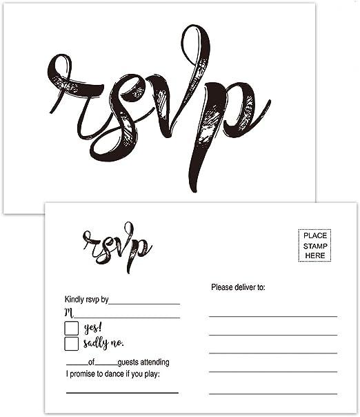 response card Tropical wedding postcard G038 rsvp card vintage illustration Templett response card template editable invitation