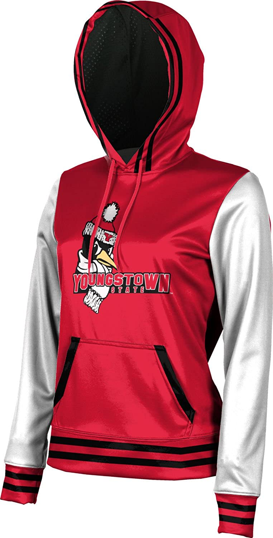 ProSphere Youngstown State University Girls Pullover Hoodie School Spirit Sweatshirt Letterman
