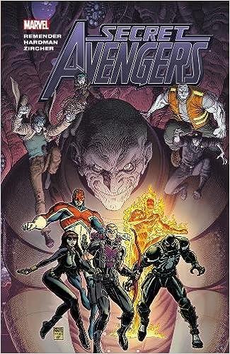 Rick Marvel Vol AVX 2 Secret Avengers Secret Avengers by Rick Remender