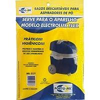 Kit Com 3 Sacos Para Aspirador Electrolux Flex S2177