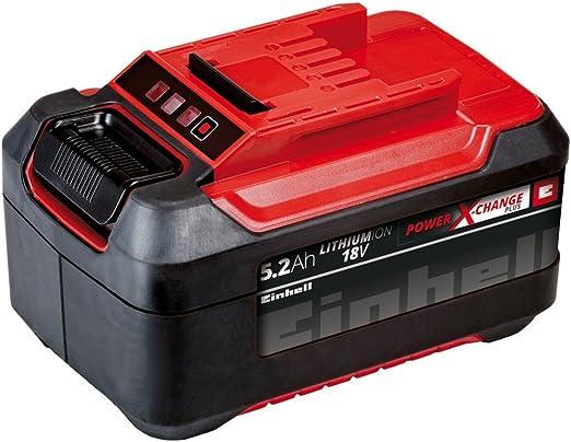 Einhell Power X-Change Plus -Batería de repuesto, duración de ...