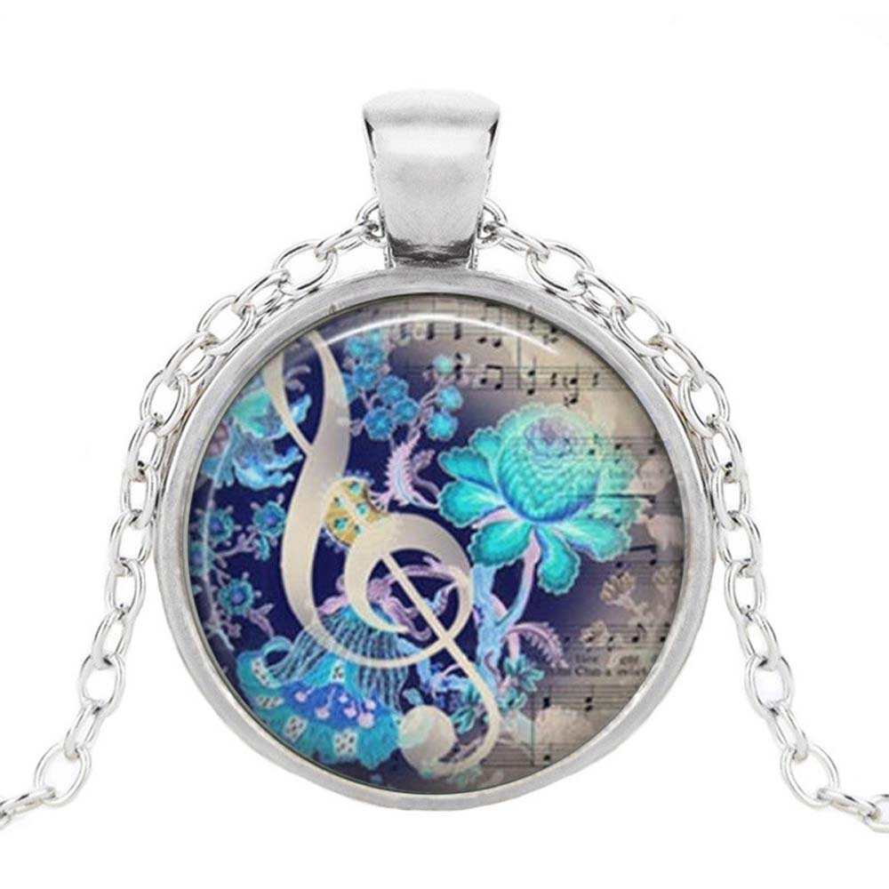 The Color of Music Pendant and...