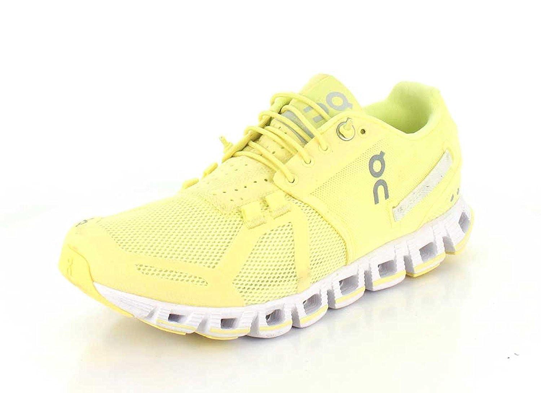 On Women s Running Cloud Sneaker, Limelight – 10.5 B M US