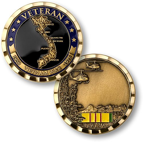 Engravable Challenge Coin - 3