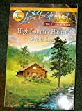 img - for High Country Hearts. By Glynna Kaye. True Large Print. Love Inspired Series. Inspirational Romance. book / textbook / text book