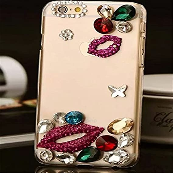 7b9aca9ad5d Image Unavailable. Image not available for. Color  For LG Stylo 4 Diamond Crystal  Rhinestone Case ...