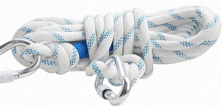 Cuerda Tendedero exterior 20M gruesa cuerda de alambre de ...