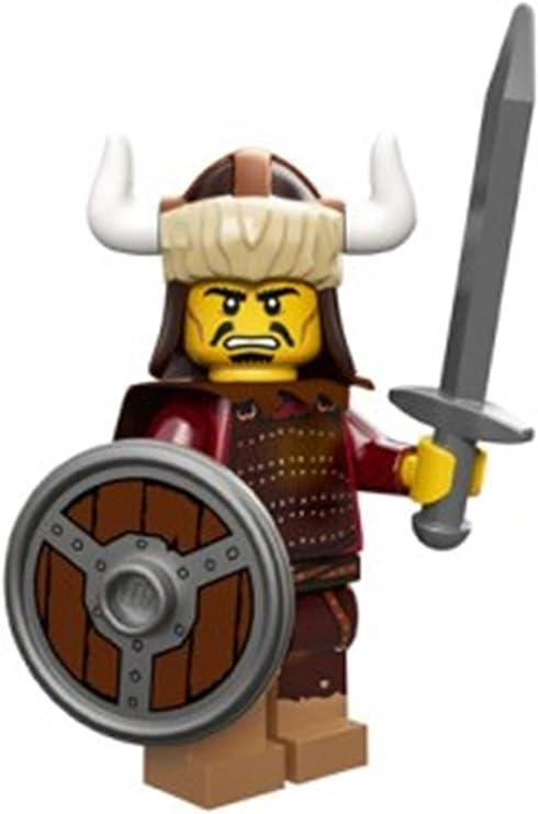 LEGO MINIFIGURES SERIES 20 71027-super guerrier