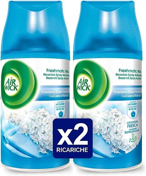 ricarica air wick freshmatic max