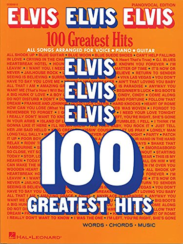- Elvis Elvis Elvis - 100 Greatest Hits