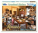 White Mountain Puzzles Grandma's Kitchen – 1000 Piece Jigsaw Puzzle