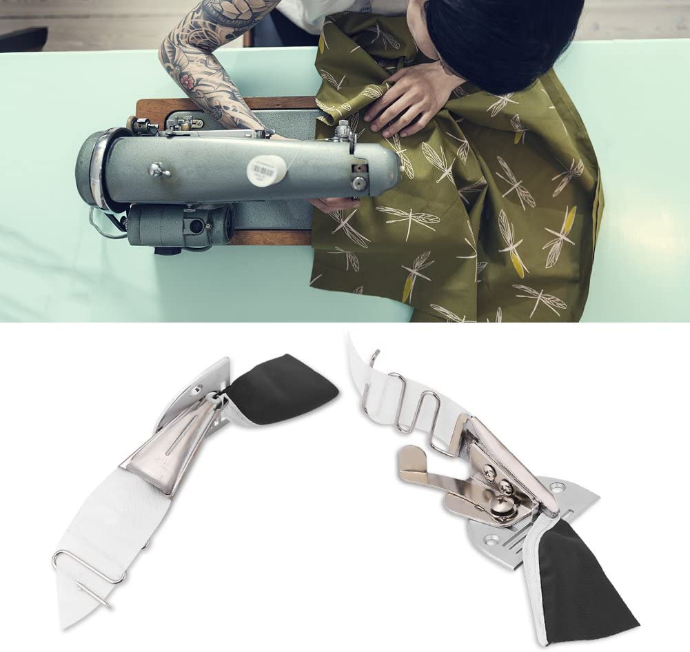 26MM Sewing Industrial Sewing Machine Double Fold Binder//Binding Attachment Folder