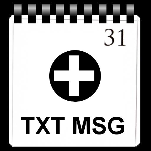 Msg Calendar.Txt2cal Sms Msg To Calendar