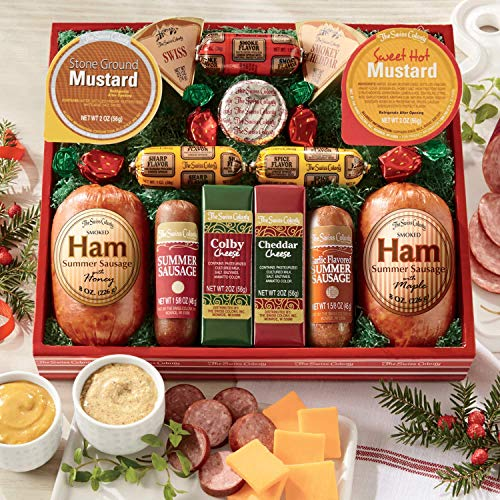 - 14 Country Favorites Food Gift from The Swiss Colony