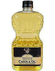 Sunpic Expeller Pressed Organic Canola Oil, 1 Litre