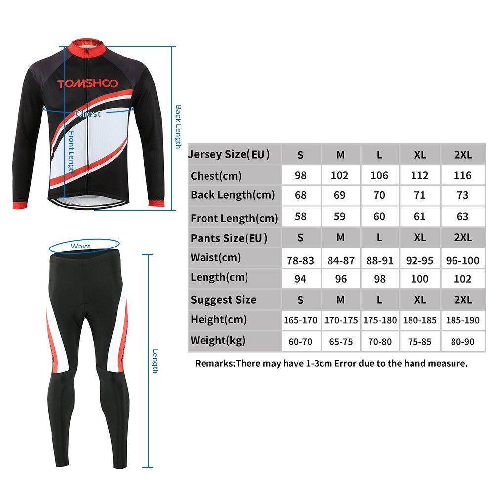 Ropa Deportiva Hombre - Jersey de Manga Larga y Zip Completo+ Pantalones Cortos por solo 31,99€