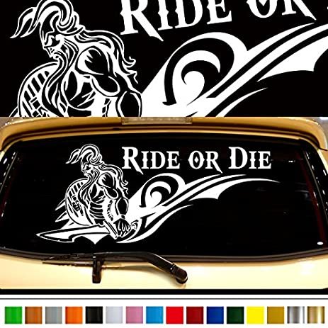 Soldier car rear sticker 48 car custom stickers decals 【8 colors to choose from】