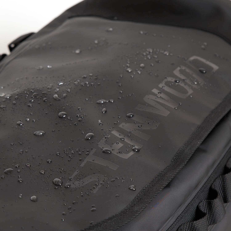 Wasserabweisende Oberfläche Outdoor Reisetasche Test