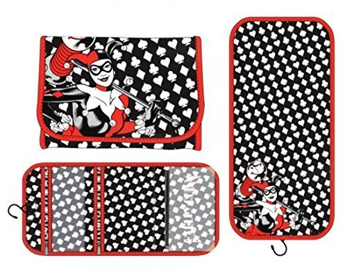 Harley Quinn Makeup Bag - 2