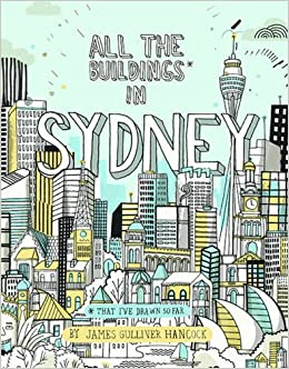 Book All the Buildings of Sydney