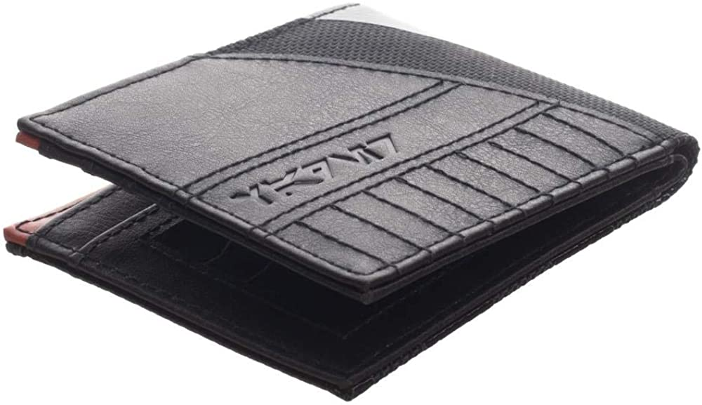 Star Wars Mixed Material Imperial Bi-Fold Wallet