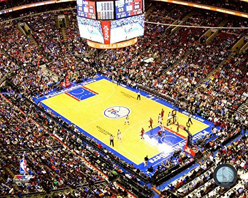 (Wells Fargo Center Philadelphia 76ers NBA Stadium Photo (Size: 20
