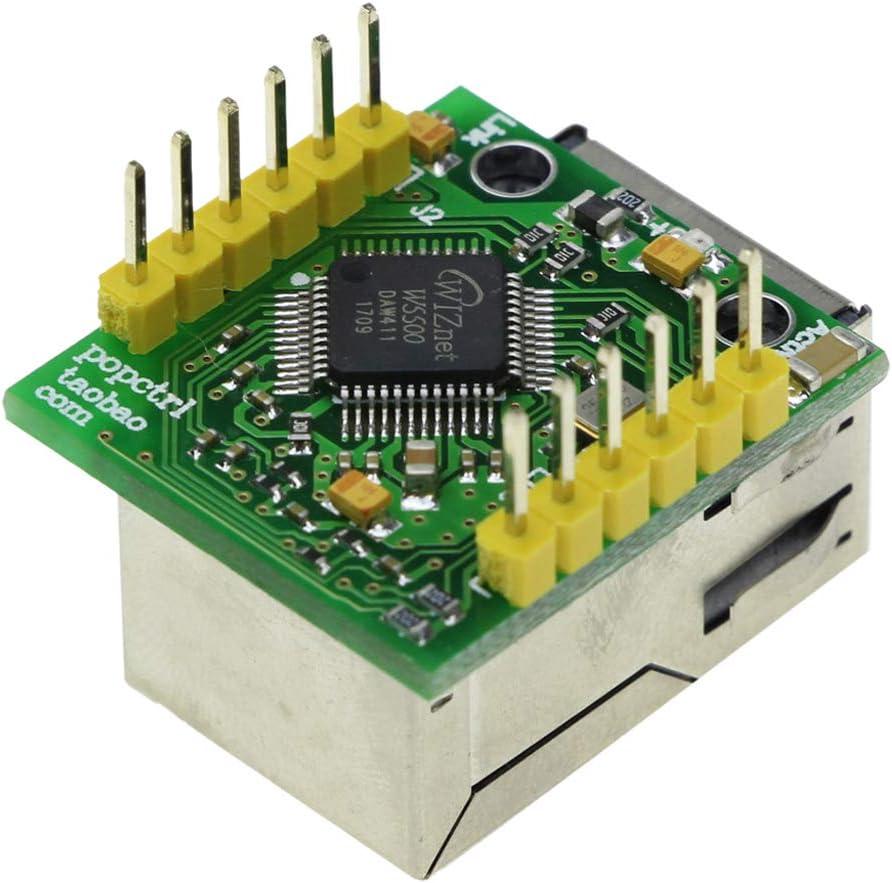 JUNESUN USR-ES1 W5500 Nouvelle Puce Convertisseur Ethernet SPI vers LAN Interface dinterface TCP IP Mod Electronics Smart