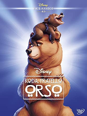 Koda fratello orso collection 2015 dvd : amazon.it: film e tv