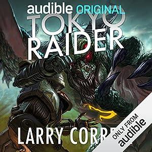 Tokyo Raider Hörbuch