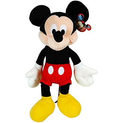 "Disney Mickey Plush (15""): Toys & Games"