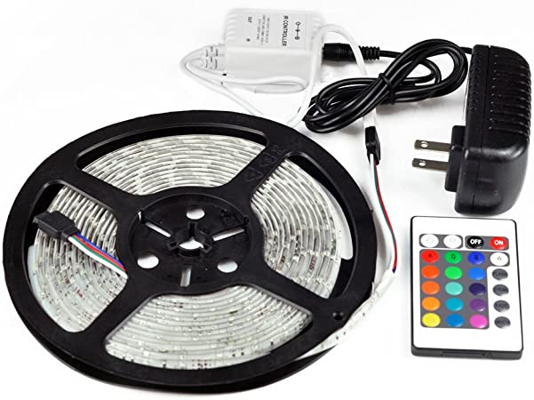 Automotive RV Camper Awning Led Light Set Remote Power ...