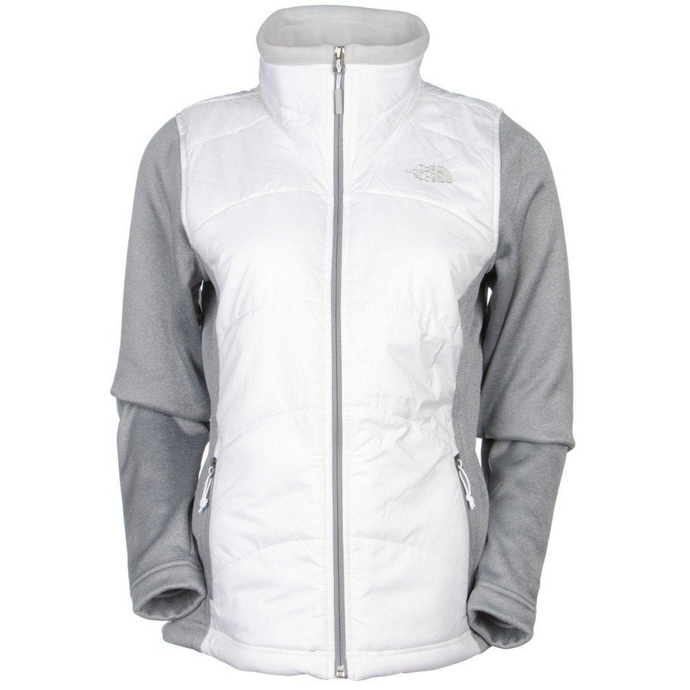 282605b20 Amazon.com: The North Face Women's Agave Mash-Up Jacket TNF White ...