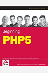Beginning PHP5 Paperback