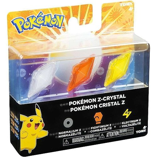 Pokémon Z-Crystal 3 Pack - Styles Vary (Crystal Abundance compare prices)