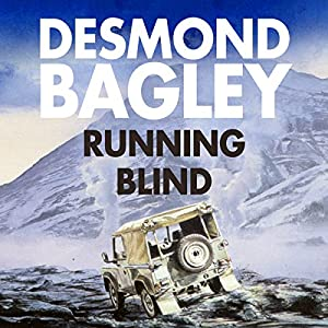 Running Blind Audiobook