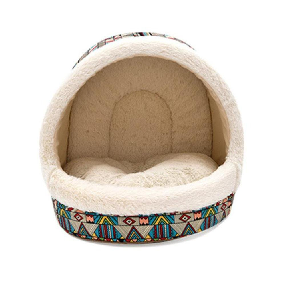 WWQY Pet Dog Cat Bed Warm House Sleeping Bag Sleep Zone For Puppy Cat Rabbit Small Animals Bed