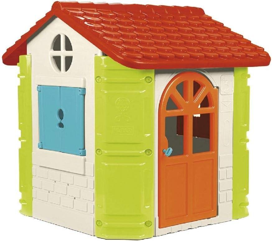 FEBER - Casita infantil para el jardín, Feber House (Famosa 800010248)