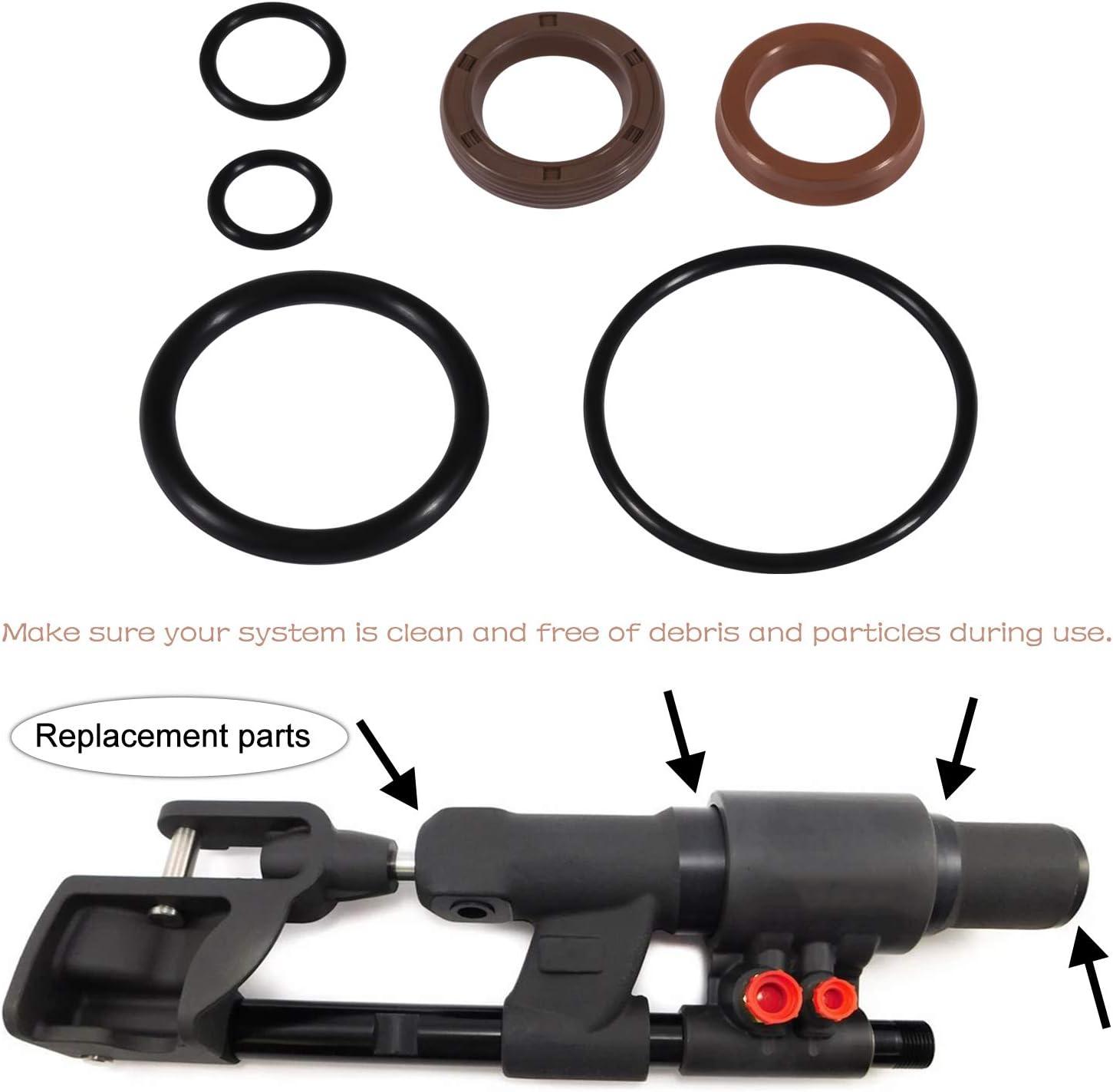 Power Cylinder Kits For VOLVO PENTA Power Steering Actuator repair ...