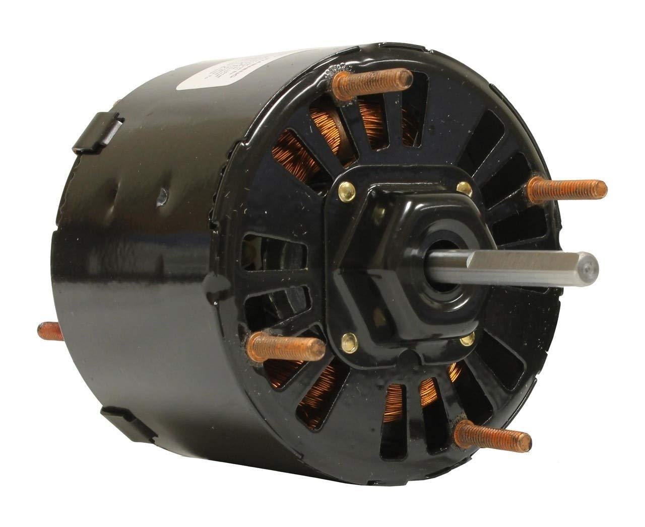 HVAC Motor, 1/50 HP, 3000 rpm, 115V, 3.3