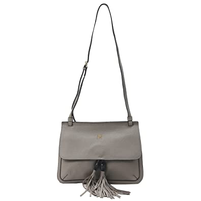 ed93f23a9b54 Metrocity Josephine Cross Bag 222 (Grey): Handbags: Amazon.com