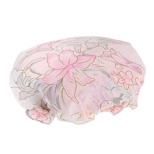 Femme Bonnet de Nuit Charlotte en 100% Soie Chapeau de Sommeil Bonnet Nuit  Cheveux Sec ... 1bdd8f136f9