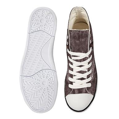 55c4f534a36f1 Amazon.com: Santiro Funky Printting Shoes Women White Pet Dog Print ...