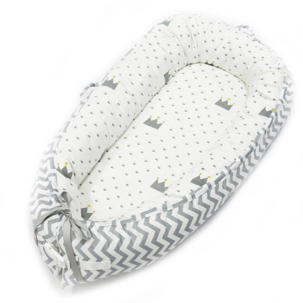 Baby Sleep Pod Newborn, Portable Washable and Removable Baby Sleep Nest for Newborn and Babies, Multifunction Breathable Baby Sleep Bag D.ragon
