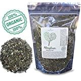 Modest Earth AllergEaze Tea | 100% Organic Herbal Remedy for Seasonal Allergies | Natural Hayfever Relief for Itchy Eyes, Nose & Throat | Sinuses, Pollen, Sneezing, Coughing | 48+ SERVINGS (4.32 OZ)